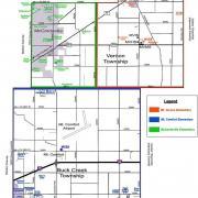 Mt Vernon District Map